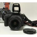 Зеркальный фотоаппарат Canon 100D KIT + 16Gb