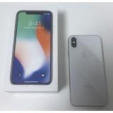 Apple iPhone X 64Gb Siver mqad2RU/A