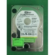 Жёсткий диск WD WD7500aacs 750Gb