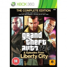Grand Theft Auto IV (Liberty City)