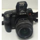 Фотоаппарат Sony Alpha DSLR-A450 Kit