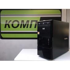 Компактный офисный пк i3/4/500