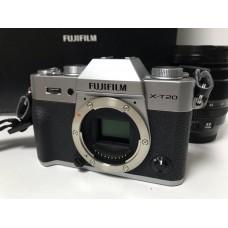 Fujifilm X-T20 KIT 18-55 Silver