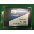 SSD Wester Digitel 500Gb Blue NEW