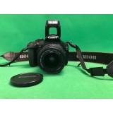 Зеркальный фотоаппарат Canon 1100D Kit 18-55