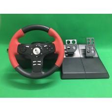 Руль и педали Logitech Formula Force E-UM14
