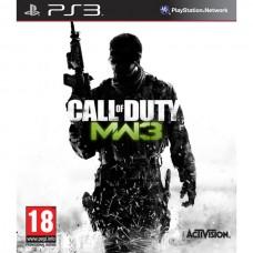 Call of Duty:Modern Warfare 3